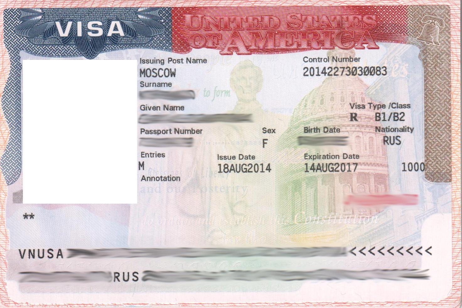 Как сделать визу в америку ребенку